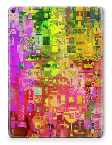 Apple iPad Pro 12,9 2.Generation 2017 Skin Aufkleber Schutzfolie Design abstract