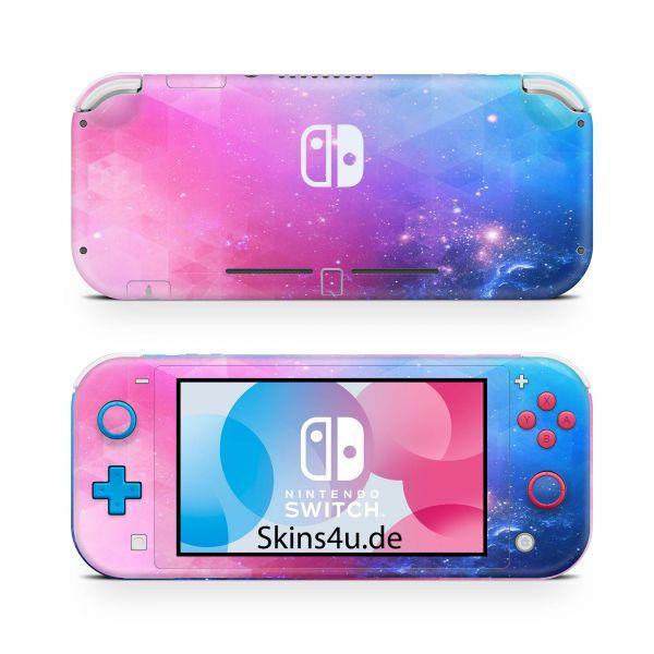 Nintendo Switch Lite Front & Back Skin Aufkleber Schutzfolie Fantastic