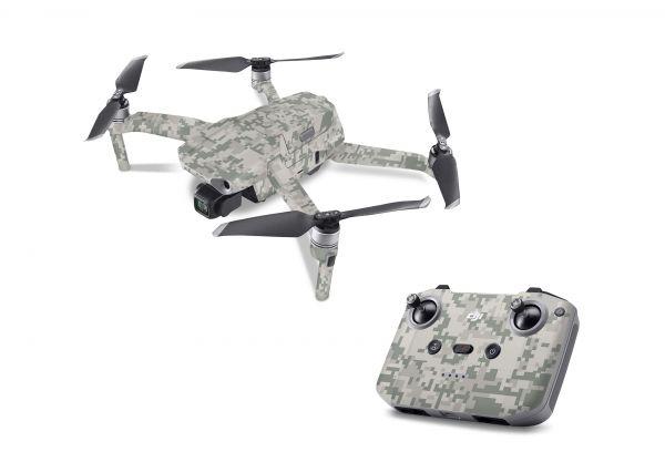 DJI Air 2S Skin Aufkleber Schutzfolie Drohnen Skins Vinyl Folie Acu Camo