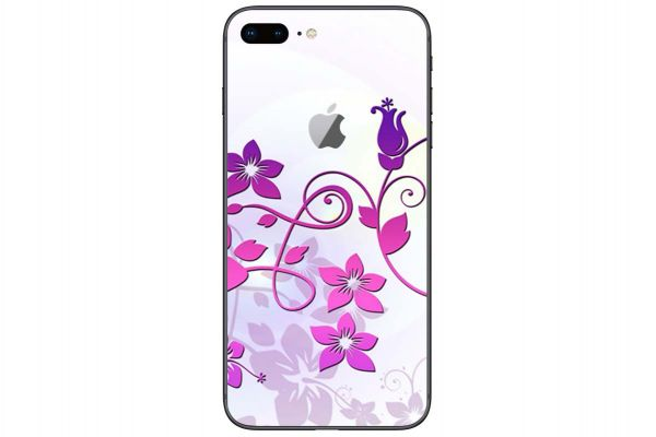 Apple iPhone 6 Aufkleber Designfolie - ranke