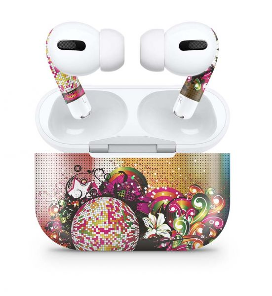 Apple AirPods Pro Skin Aufkleber Design Vinyl Skins Schutzfolie Vectorious