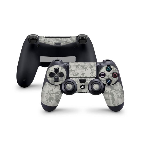 PLaystation 4 PS4 Controller Skin Design Aufkleber - Design Digital ACU Camo