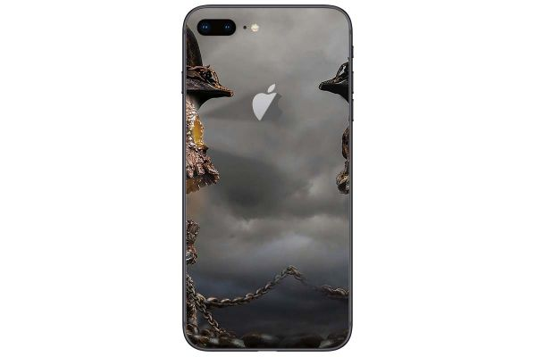 Apple iPhone 5S SE Skin Aufkleber Designfolie - final-war