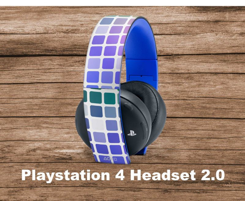 Playstation 4 PS4 Headset Skins