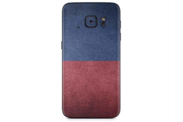 Samsung Galaxy S7 Skin Design Aufkleber - liechtenstein