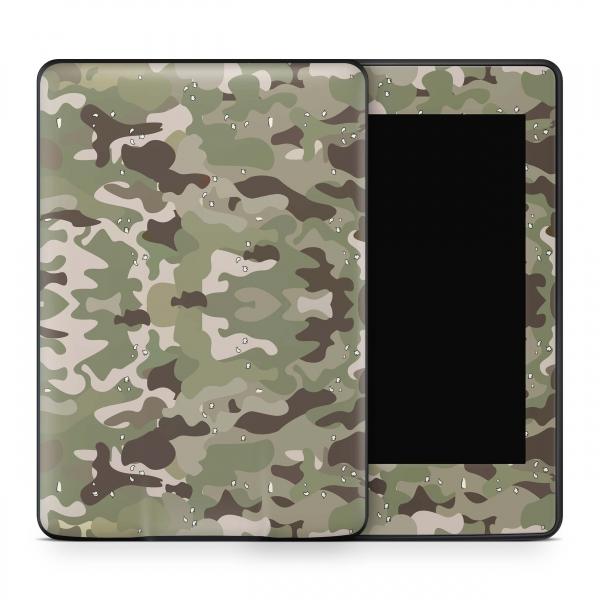 Amazon Kindle Paperwhite Skin Aufkleber Design Schutzfolie FC Camo