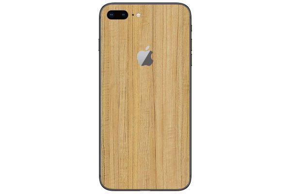 Apple iPhone SE Skin Aufkleber Design Schutzfolie eiche