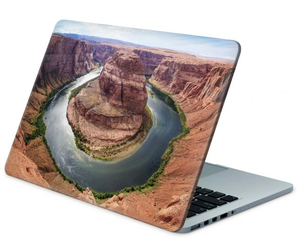 MacBook Pro 16 Modell A2141 Skin Aufkleber Decal Cover Grand-Canyon