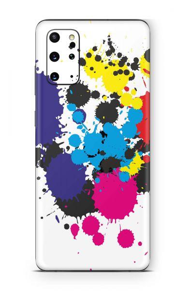 Samsung Galaxy A21S Skin Aufkleber Design Schutzfolie Grafitti