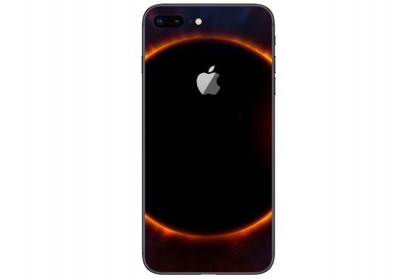 Apple iPhone 5S SE Skin Aufkleber Designfolie - finsternis
