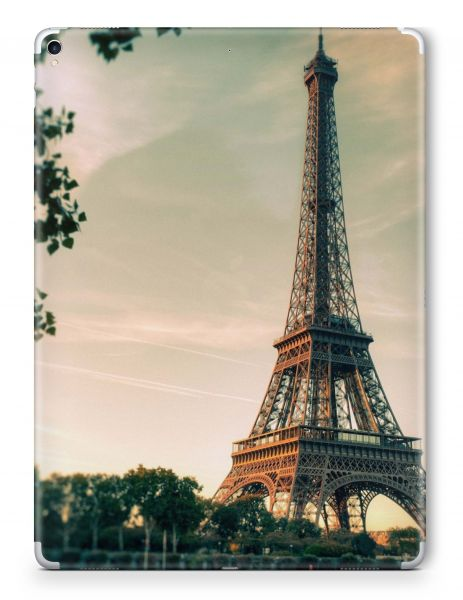 Apple iPad Mini 2 Skin Aufkleber Schutzfolie Design Paris
