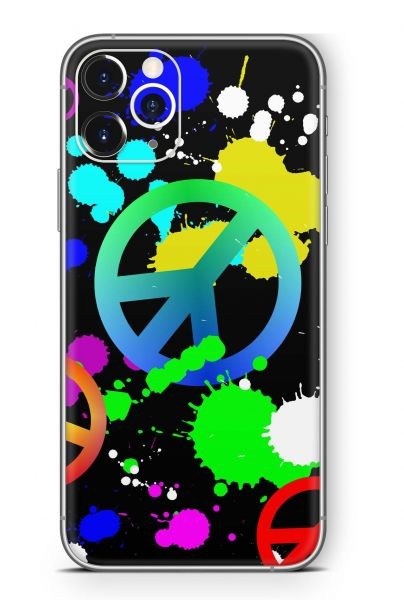 Apple iPhone Skin Design Schutzfolie Aufkleber Unity
