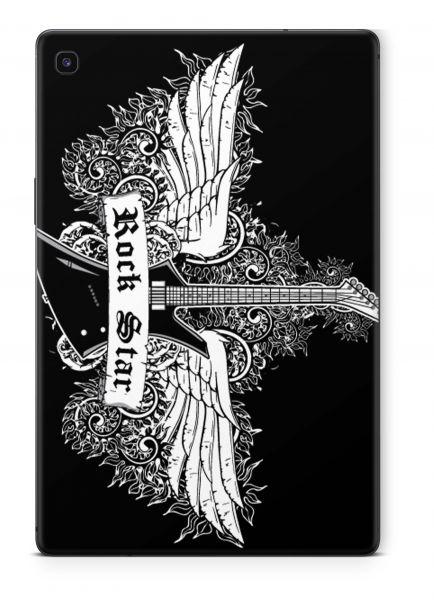 Samsung Galaxy Tab S3 Skin Design Schutzfolie Cover Motiv Rock Star