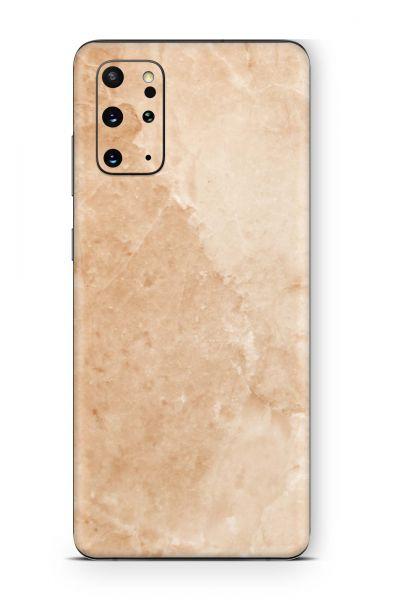 Samsung Galaxy A71 Skin Aufkleber Design Schutzfolie Marmor gold