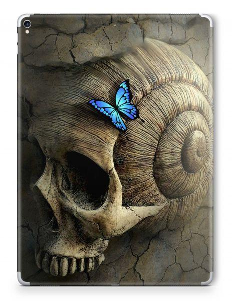 Apple iPad 4 (2012) Skin Aufkleber Schutzfolie Design Mystic Skull
