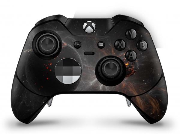 Microsoft Xbox One Elite Controller Skin Aufkleber Design Schutzfolie - Astronomy