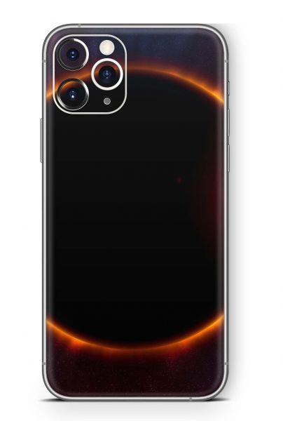 Apple iPhone 11 Pro Skin Design Schutzfolie Aufkleber Finsternis