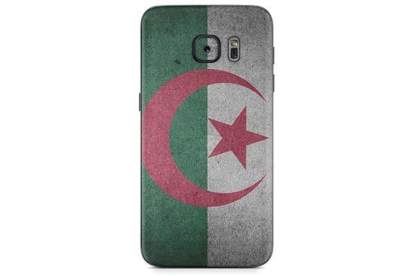 Samsung Galaxy S7 Skin Design Aufkleber - algerien