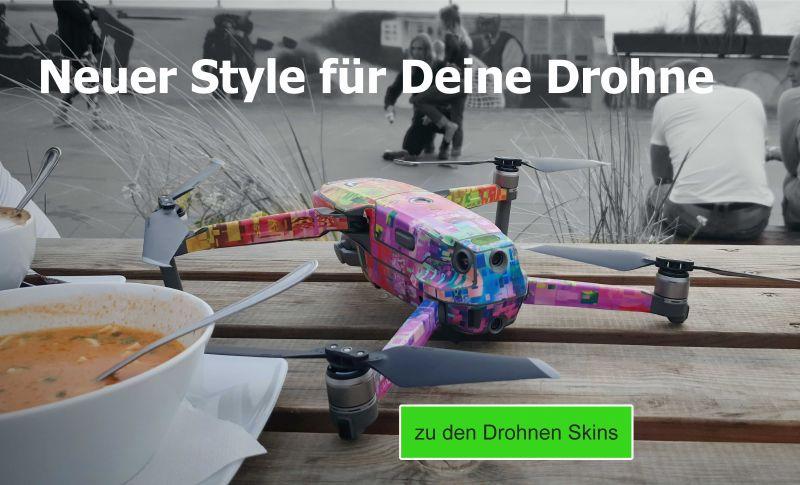 Drohnen-Aufkleber
