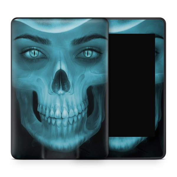 Amazon Kindle Paperwhite 2018 Skin Aufkleber Design Schutzfolie X-Ray