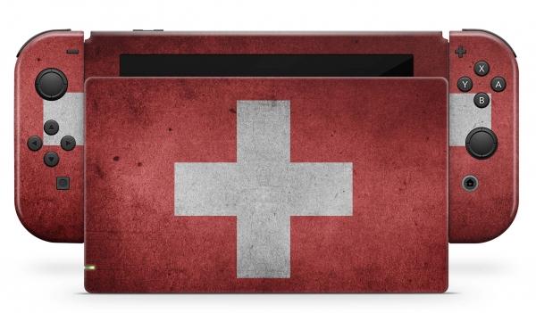 Nintendo Switch Skins Aufkleber Design Schutzfolie Set Schweiz