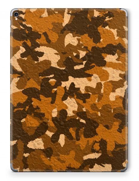 Apple iPad Mini 2 Skin Aufkleber Schutzfolie Design desert camo crumble