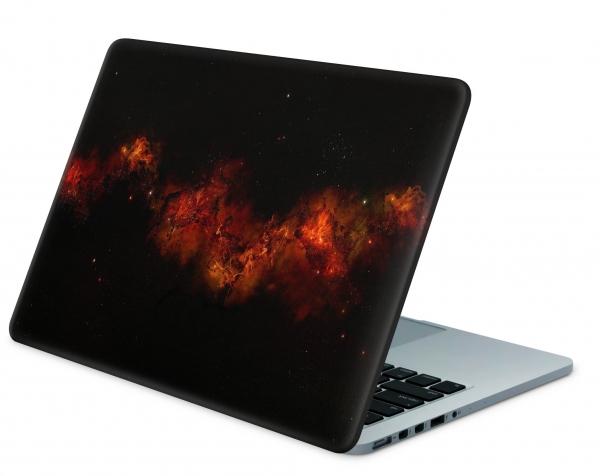MacBook Pro 13 Modell A1502 Skin Aufkleber Decal Cover Far Galaxy