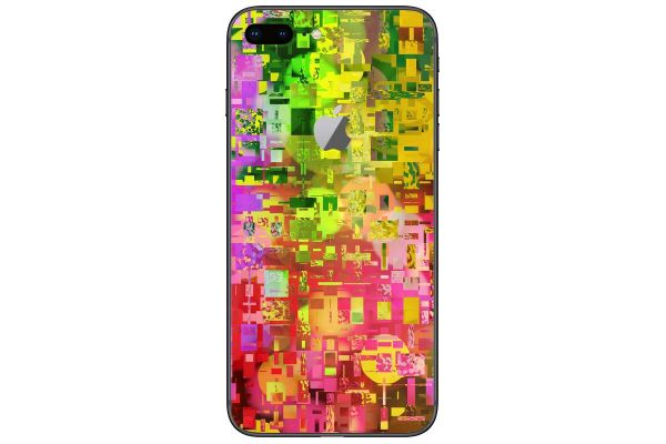 Apple iPhone 5S SE Skin Aufkleber Designfolie - abstract