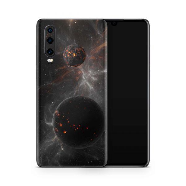 Huawei Mate 20 Pro Skin Design Handy Schutzfolie Cover Astronomy