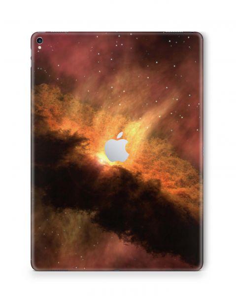 Apple iPad Mini Skin 5.Generation Skins Aufkleber Schutzfolie Solar Storm