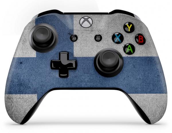Xbox One Controller Skin Aufkleber Design Folie - Finland