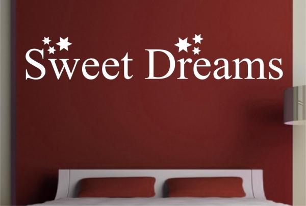 Wandtattoo Sweet Dreams - SZ007