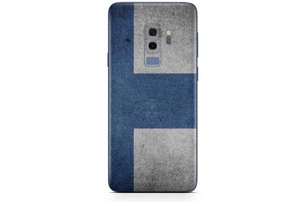 Samsung Galaxy S9 PLUS Skin Design Aufkleber - finland