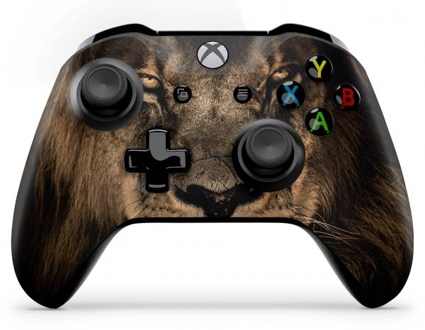 Xbox One Controller Skin Aufkleber Design Folie - Lion King