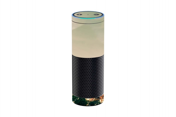 Amazon Echo Skin 1.Generation Schutzfolie Paris