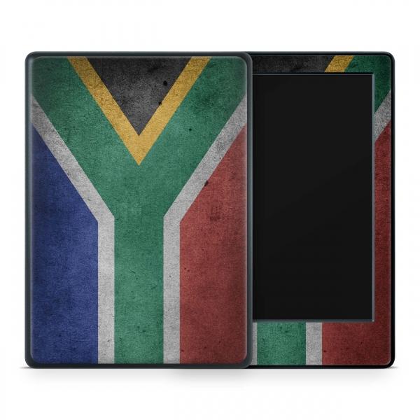 Amazon Kindle Skin Aufkleber Design Schutzfolie Südafrika