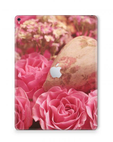 Apple iPad Pro 11 2021 3.Generation Skin Aufkleber Schutzfolie Rosen