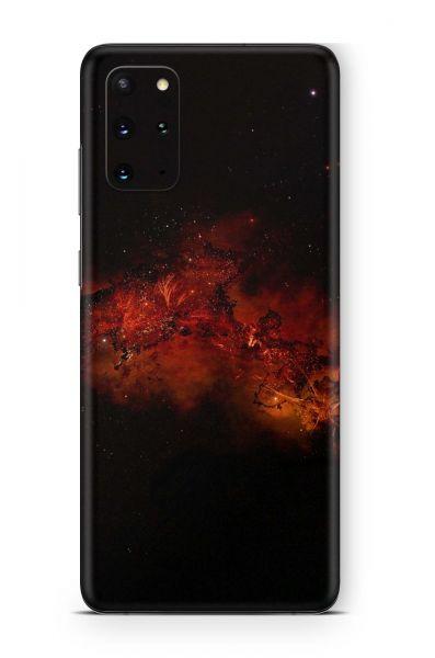 Samsung Galaxy A51 Skin Aufkleber Design Schutzfolie Far Galaxy
