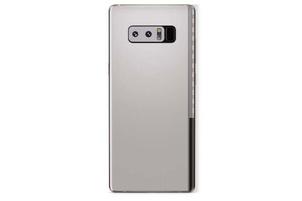 Samsung Galaxy Note 8 Skin Design Aufkleber - retro-snes