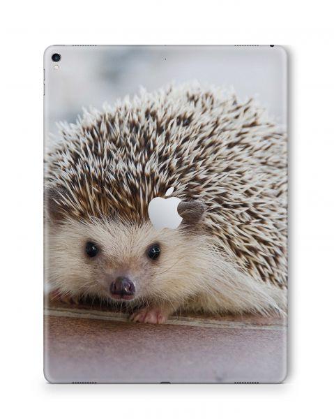 Apple iPad Pro Skin 12,9 2.Generation 2017 A1670 Aufkleber Schutzfolie Igel