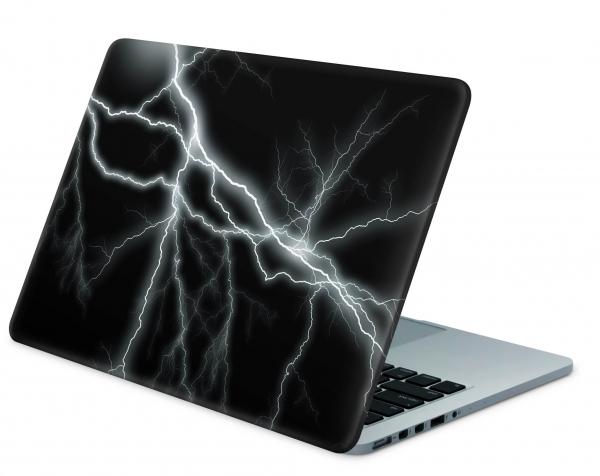 MacBook Air 13 Modell A1466 Skin Aufkleber Decal Cover Apocalypse black