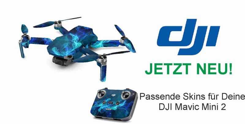 DJI Mavic Mini 2 Skins