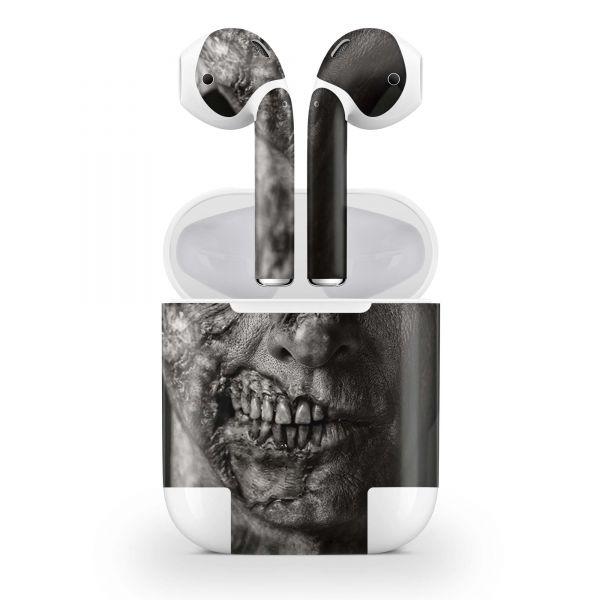 Apple AirPods Skin Aufkleber Design Vinyl Skins Schutzfolie ( 2.Generation ) Undead