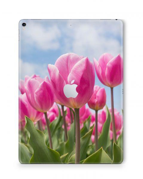 Apple iPad Mini Skin 1.Generation Skins Aufkleber Schutzfolie Tulpen