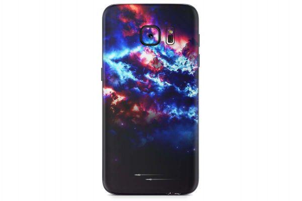 Samsung Galaxy S7 Skin Design Aufkleber - skyline